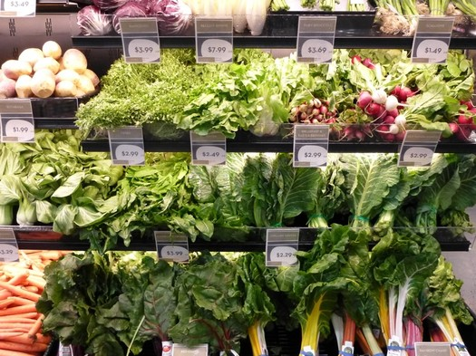 healthy living produce