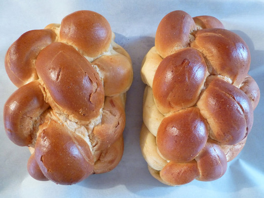 New Mt. Pleasant Bakery challah