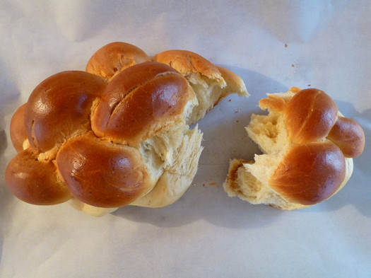 New Mt. Pleasant Bakery challah medium