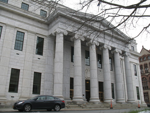 nys court of appeals exterior