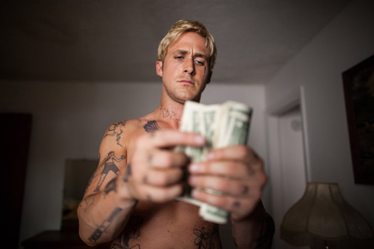 place beyond the pines ryan gosling shirtless