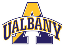 ualbany sports logo