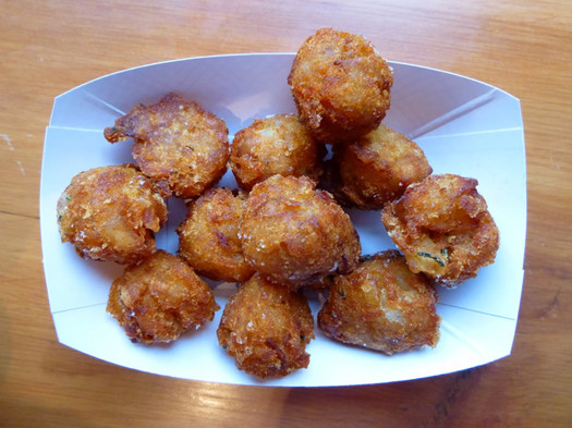 comfort kitchen tater tots overhead