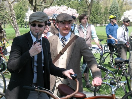 Albany Tweed Ride 2013