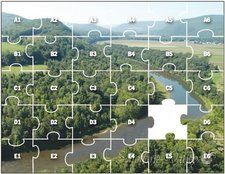 SALT schoharie valley puzzle