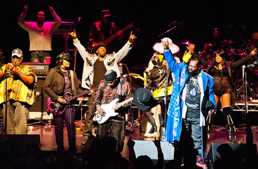 george clinton parliament funkadelic