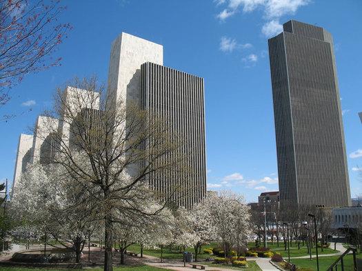 esp agency buildings corning tower