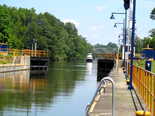 Canal Lock 4 Stillwater