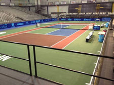 SEFCU Arena world team tennis