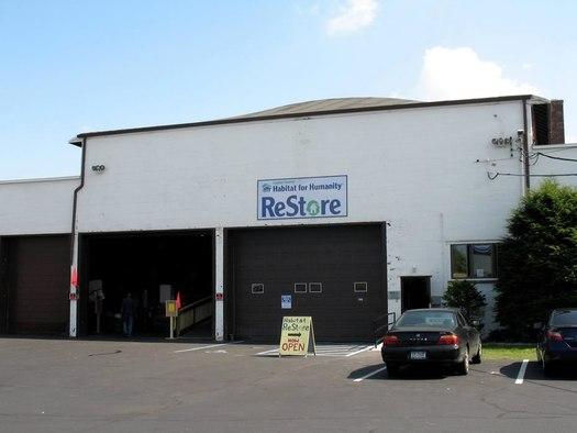 restore exterior
