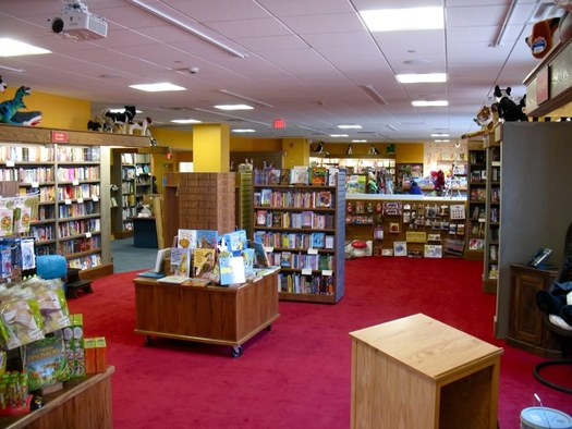 northshire author events area