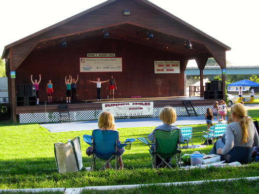 freedom park amphitheater