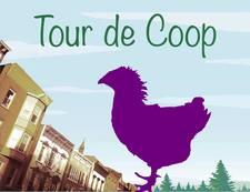 tour de coop Troy logo