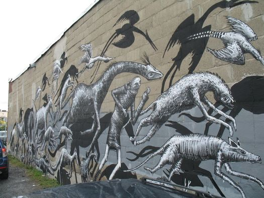 central ave earthworld wall phlegm
