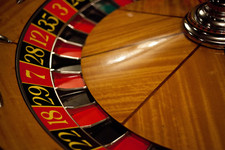 Thumbnail image for roulette wheel by Hakan Dahlstrom Flickr