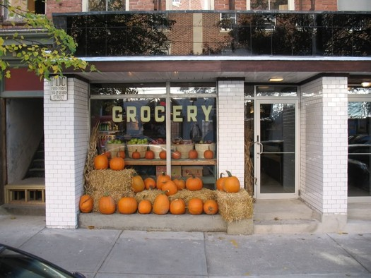 The Grocery exterior