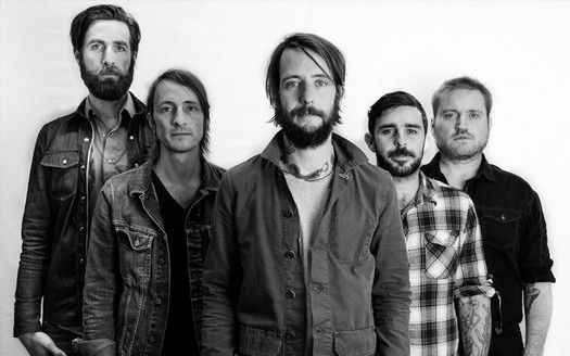 band of horses bw 2013
