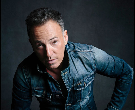 bruce springsteen 2014 jeans jacket