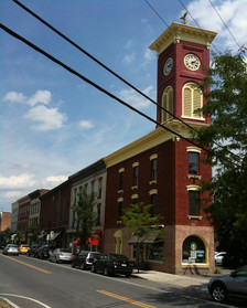 chatham clock tower