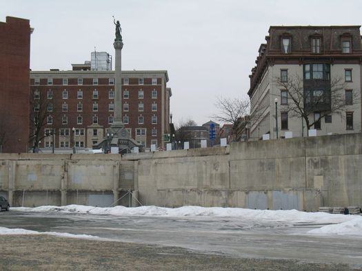 Thumbnail image for monument square site 2014-02-03 empty