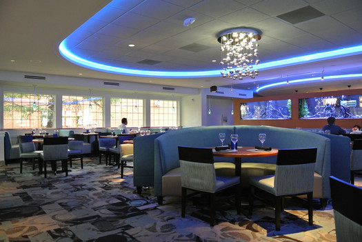 Reel Seafood Co updated interior 2014