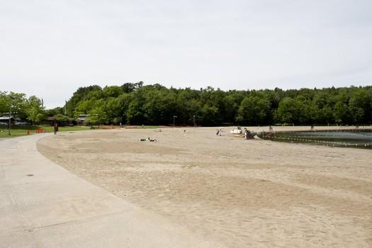 grafton lakes whole beach