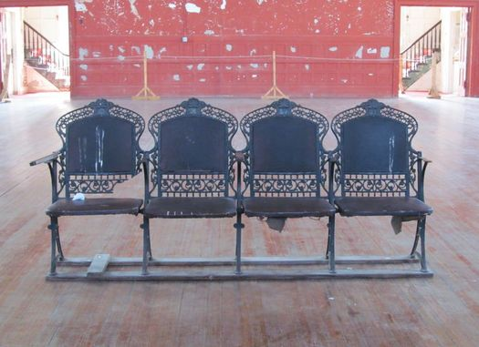 Hudson Opera House chairs.jpg