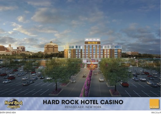 Hard Rock Rensselaer