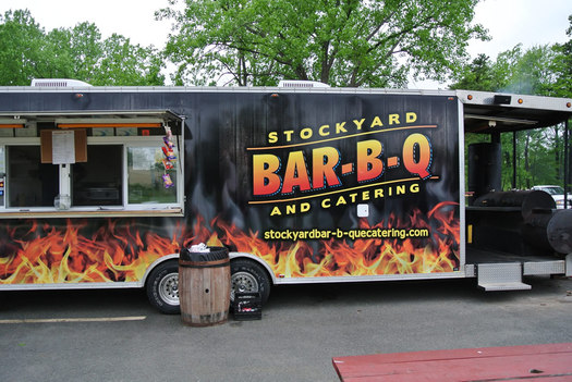 stockyard barbecue truck