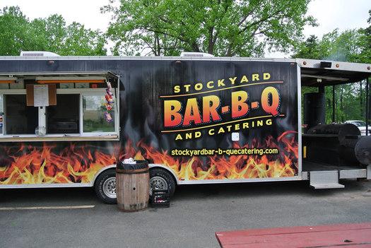 stockyard barbecue truck