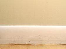 wall and baseboard