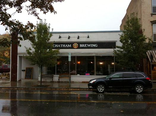 Chatham Brewing exterior