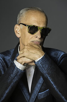 filmmaker John Waters vertical