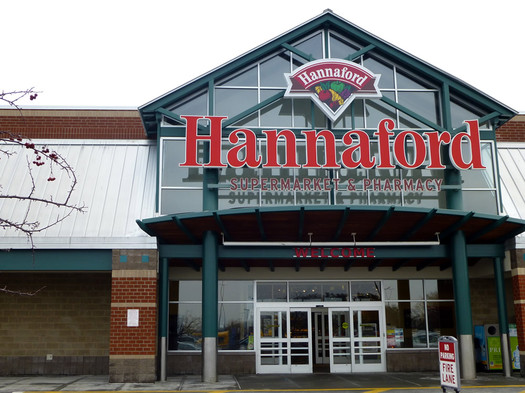 Hannaford Latham Farms exterior 2015-January