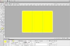 generic image editing application window