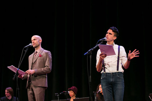 welcome to night vale live show