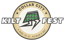 collar city kilt fest logo