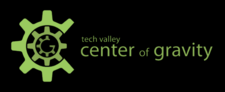 tech valley center of gravity logo