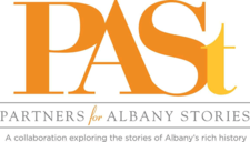 Partners for Albany Stories logo