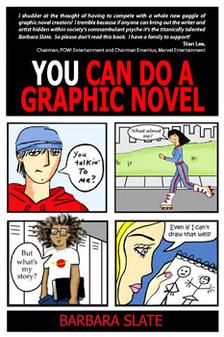barbara slate you can do a graphic novel cover