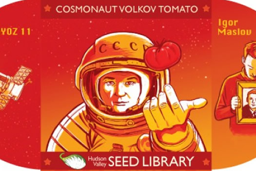 hudson valley seed library cosmonaut volkov cropped