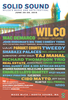 solid sound 2015 poster