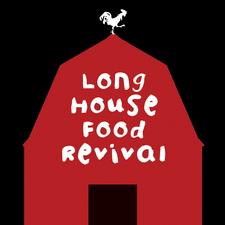 longhouse food revival logo