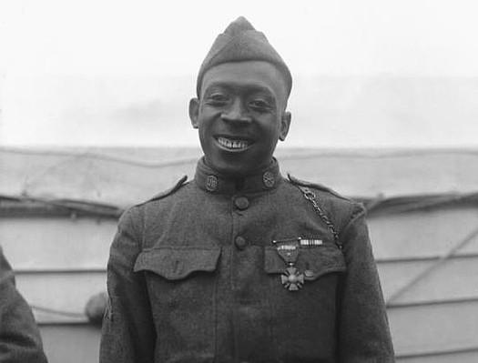 Henry Johnson Croix de Guerre