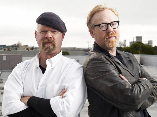 mythbusters jamie and adam