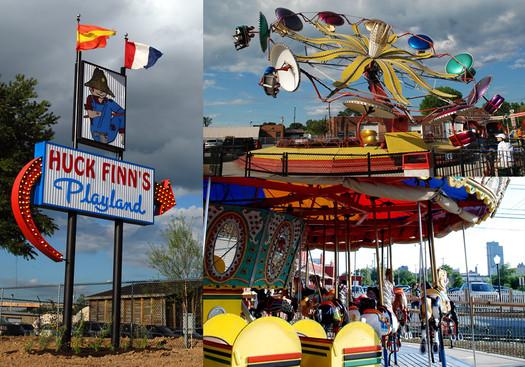huck finn's playland composite
