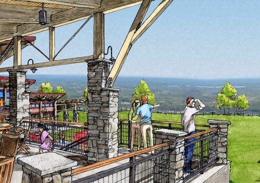 thacher park visitors center rendering 2015-June 2 cropped