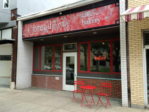 bread and honey 2015 July exterior