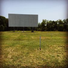 greenville drive-in grass