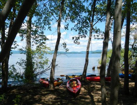 sand island sacandaga lake